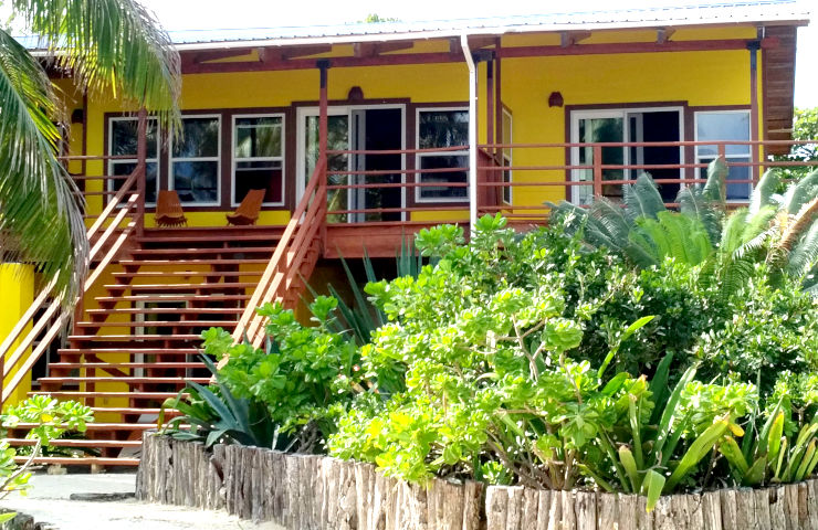 Belizean Beach House
